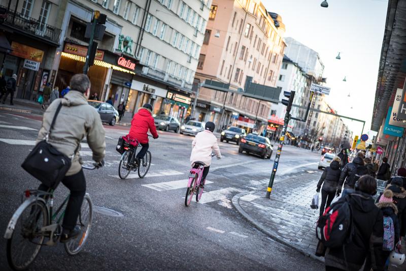 Gasnätet Stockholm vill bidra till en hållbar stad.