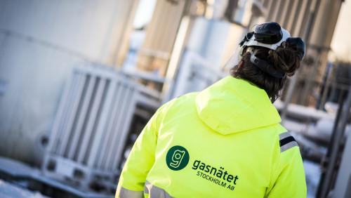 Vår verksamhet - Gasnätet Stockholm