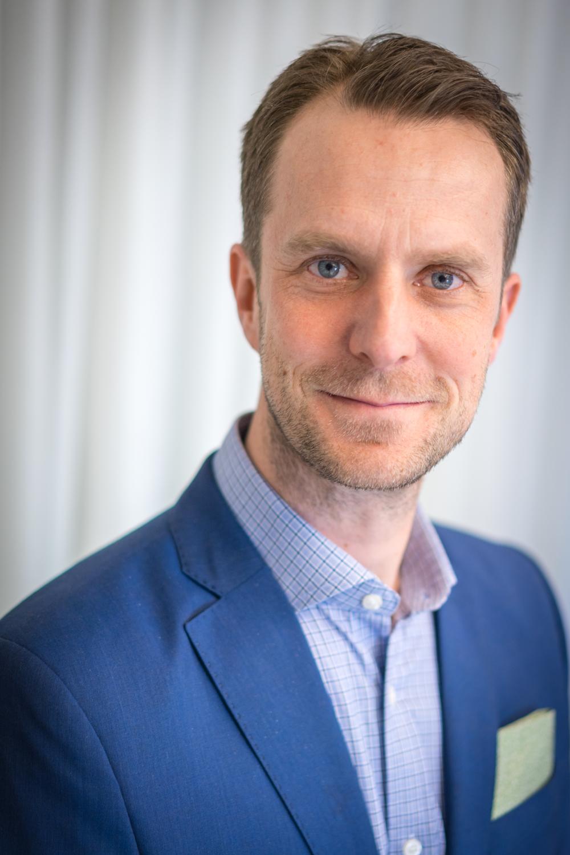 Johan Skansing - Chef Gasdistribution