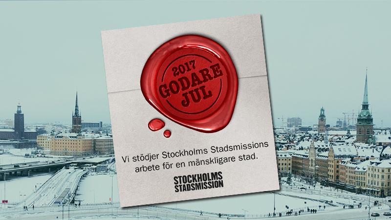 Gasnätet Stockholm önskar god jul!