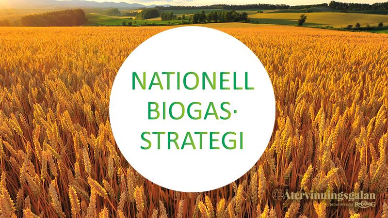 Nationell biogasstrategi