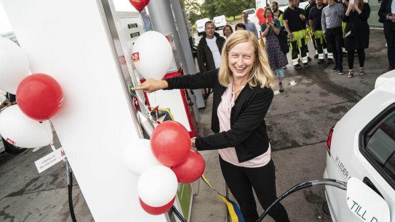 Katarina Luhr biogas